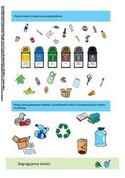Galeria segregacja śmieci 2020
